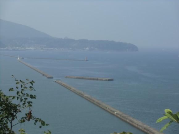 小樽防波堤